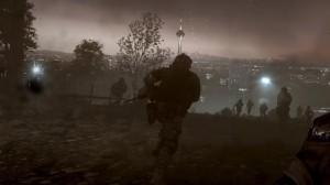 Battlefield 3 sprint to city