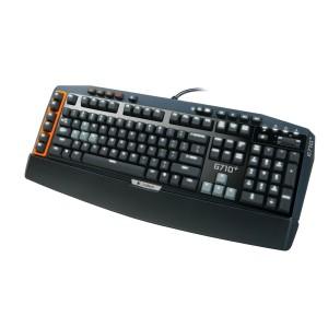 Logitech Gaming Keyboard G710+ mechanisch mit LED-Beleuchtung