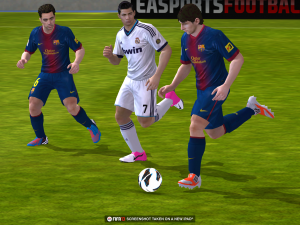 EA Sports Fifa 13 Gameplay