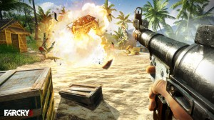 Far Cry 3 Beach