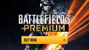 BF3 PC Premium Aktion