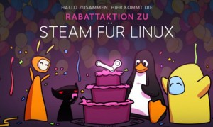 Steam Linux Client Sale
