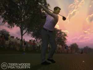 EA Tiger Woods PGA Tour 14