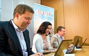 SimCity und die Politik
