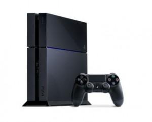PS4 Konsole