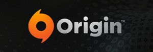 Origin Blackbackground Logo