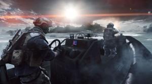 Battlefield 4 Boot Parcel-Storm