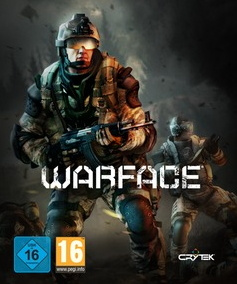 Warface free to play ego-shooter