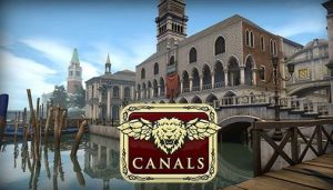 Map Canals
