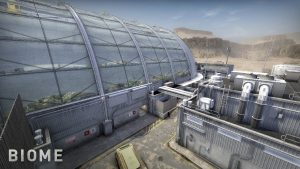 Neue CSGO Map Biome
