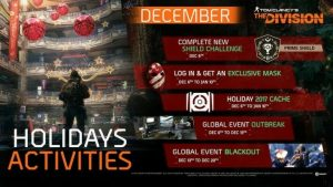 The Division Shield Dezember 2018