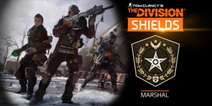 Vorletzter The Division Shield Marshall