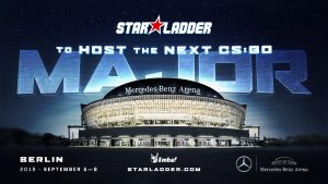 CS:GO Major in Berlin 2019 - StarLadder Veranstalter
