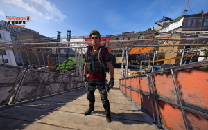 Fotomode The Division 2 Private Beta