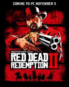 Ab 5. Oktober Red Dead Redemption 2 vorbestellen
