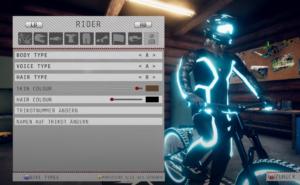 Descenders Update Customization